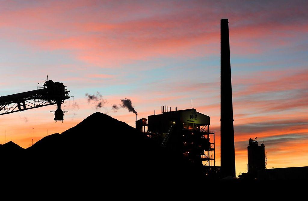 Coal Mines Climate