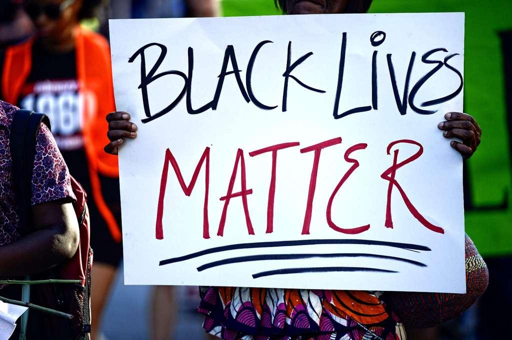 'Black Lives Matter' march, Charleston, South Carolina, America - 20 Jun 2015