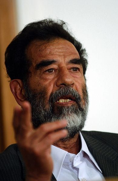 390px-Saddam_Hussein_at_trial,_July_2004