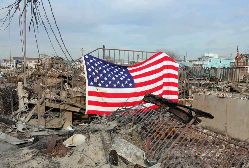 flag in disaster_120272680