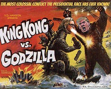 Výsledek obrázku pro foto trump king kong