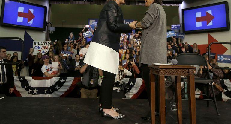 Barbara Boxer's Daughter: Bernie Backers 'Scary,' 'Shook