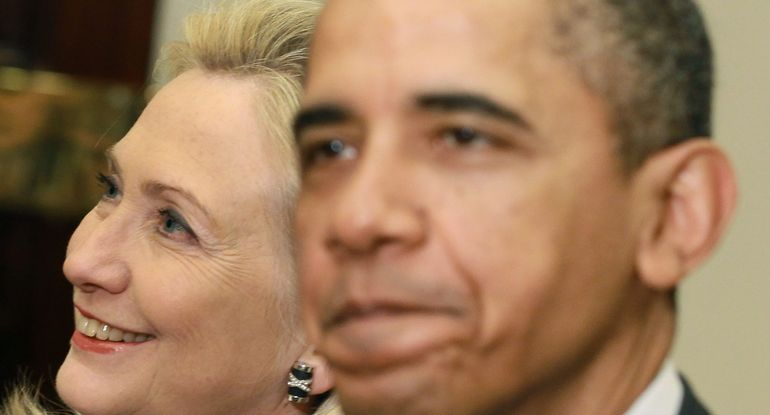 Former FBI Official Admits Hillary Clinton Emails Were Found in Obama White House