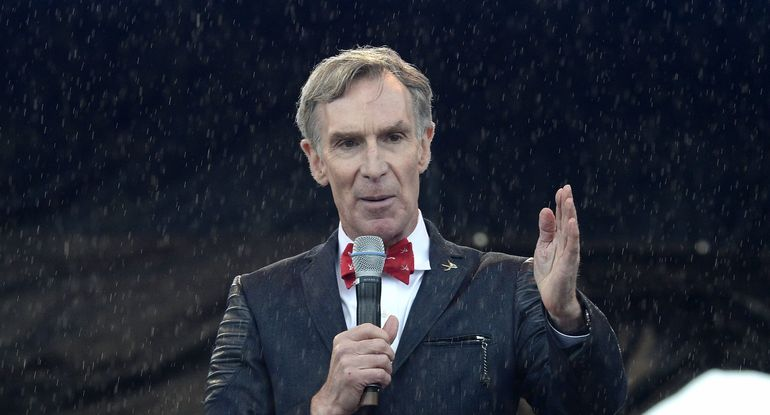 Bill Nye the 'Fake Science' Guy Gets Schooled by Meteorologist on Hurricane Irma and Climate Change