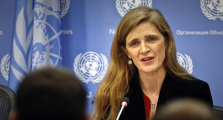 Report: Declassified Docs Will Show That Samantha Power's 2016 Unmasking Efforts Were Related to Israel
