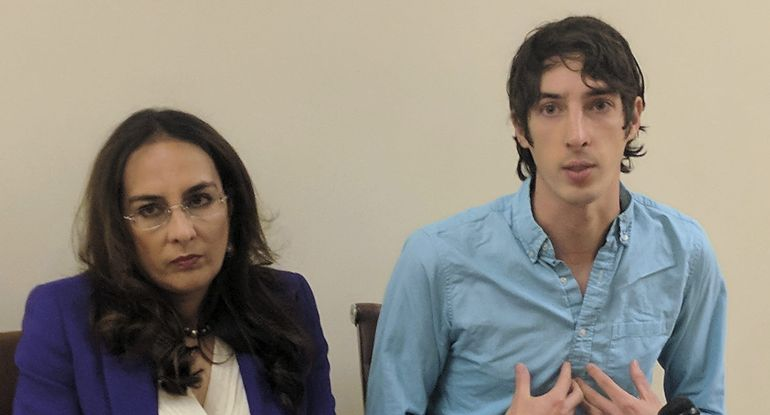 James Damore Google software engineer