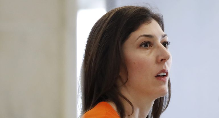 Lisa Page: 'There's No Fathomable Way That I Have Committed Any Crime at All'