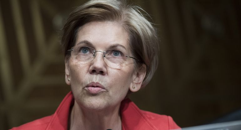 Poll: Elizabeth Warren's Campaign Implodes as Sexist Dems Opt for Old White Guys