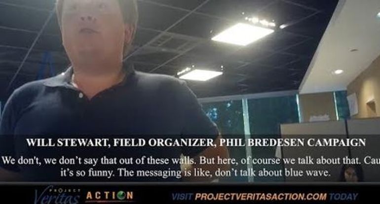 staffers for tn senate candidate phil bredesen caught on tape