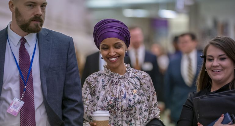 Ilhan Omar's Orwellian Bill Would Prohibit Federal Agencies From Saying 'Illegal Alien'