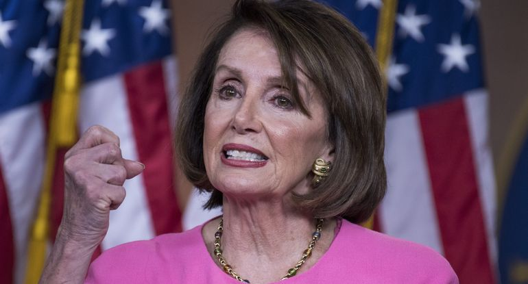 Foolish Pelosi Forces Trump to Declassify and Re-Elects Him