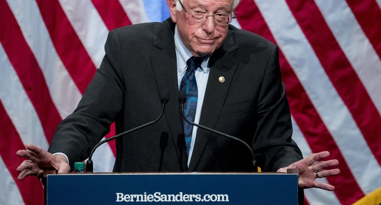 LOL: Bernie Isn't Paying Staffers the $15 Minimum Wage He Champions
