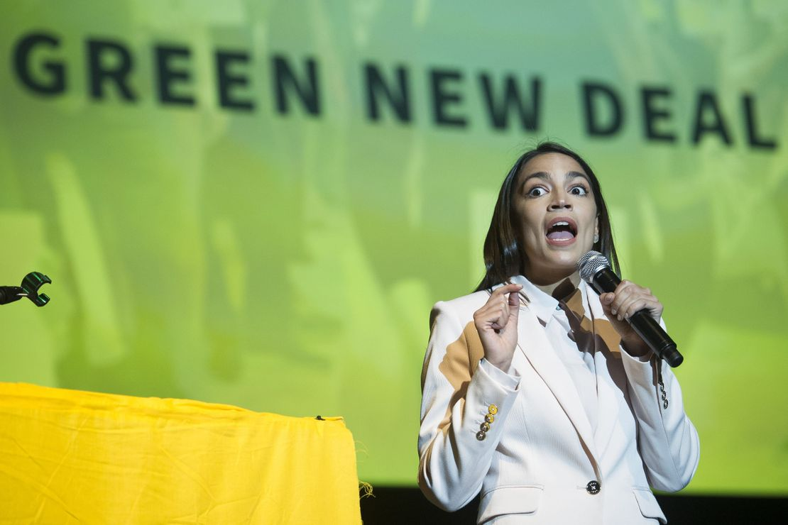 AOC-Aligned Climate Group Demands Media Silence 'Climate Deniers'