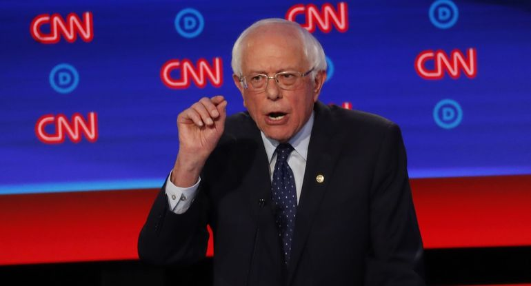 Bernie Sanders: Abortion Helps Curb Population Growth to Combat Climate Change