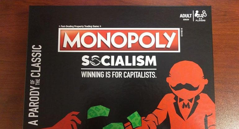 Hasbro Has a New 'Monopoly: Socialism' Game and Socialists Are Not Happy