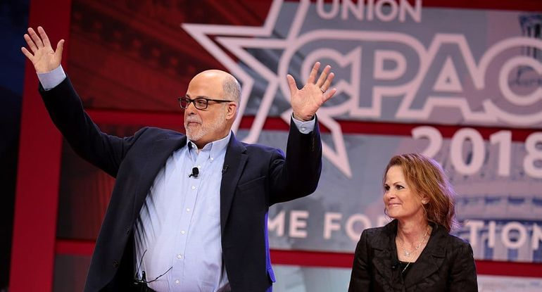 Mark Levin: 'The NRA Doesn't Kill People. That's Planned Parenthood!'