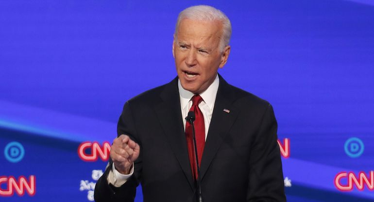 'Moderate' Joe Biden Bragged About the Political Hit Job on Robert Bork