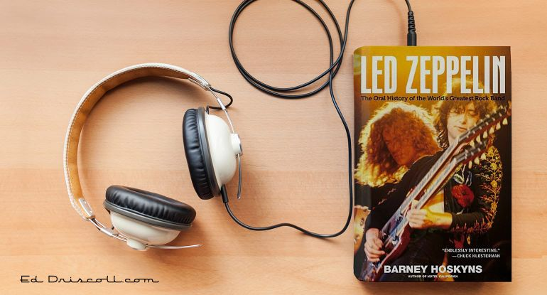 The Liner Notes of the Gods: Led Zeppelin: The Oral History of the World's Greatest Rock Band