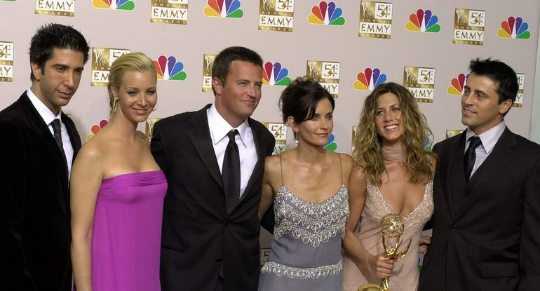 Rumors of a 'Friends' Reunion Triggers the Left, Who Demand More Diversity