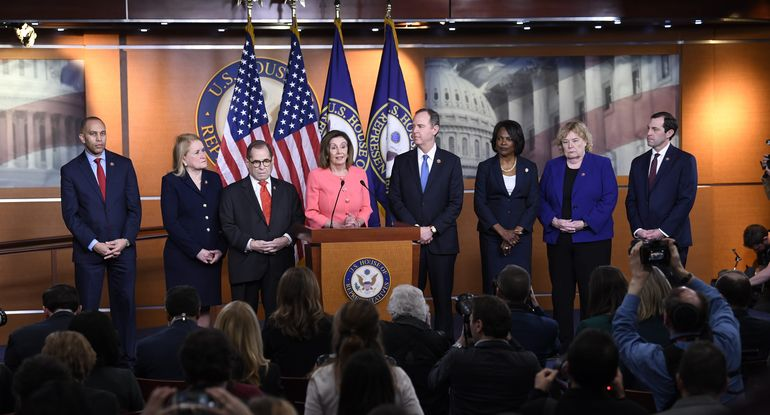 Ten Ways the Democrats' Own Impeachment Witnesses Destroyed Their Case Against Trump