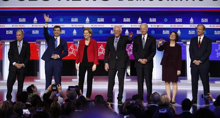 Recap: Donald Trump Won the South Carolina Democratic Debate