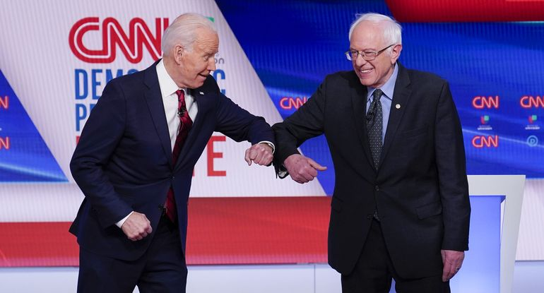Trump Wins Dem Debate: Bernie Strikes Out as Biden Fails to Flop
