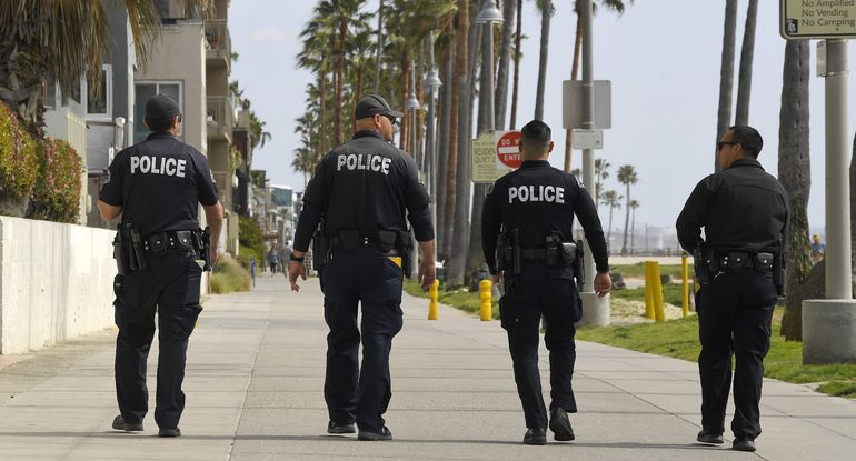 Crackdowns on Lone Surfers and Paddleboarders Threaten to Erode Respect for Law Enforcement Even Further
