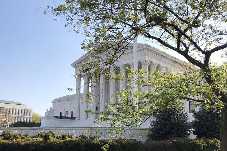 Justice Alito: COVID restrictions 'previously unimaginable'