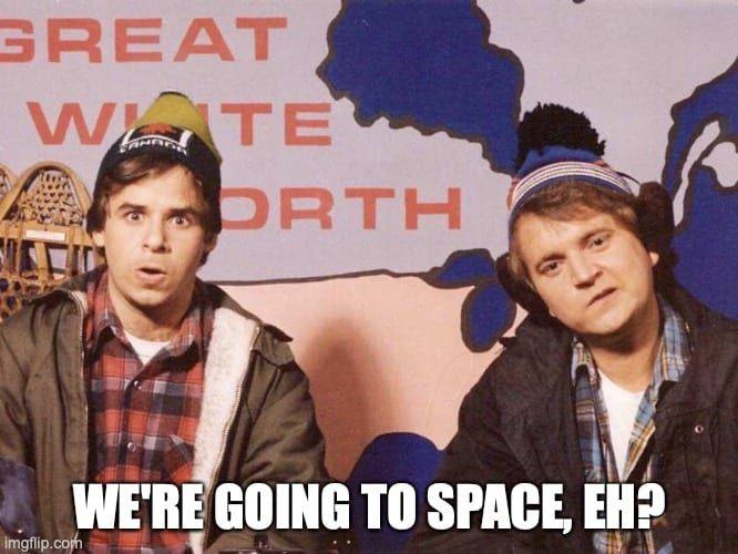 Space X Astronauts