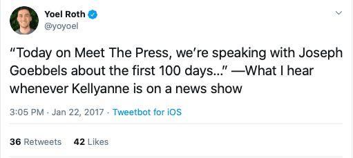 Twitter Yoel Roth Trump tirade