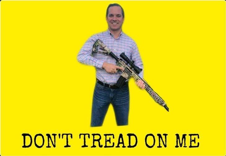 Florida Man Patriot