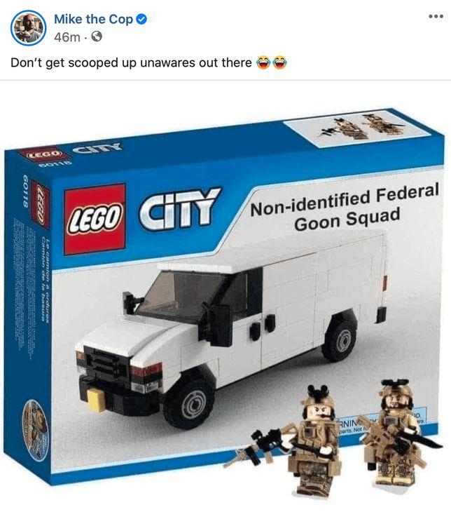 Portland Lego