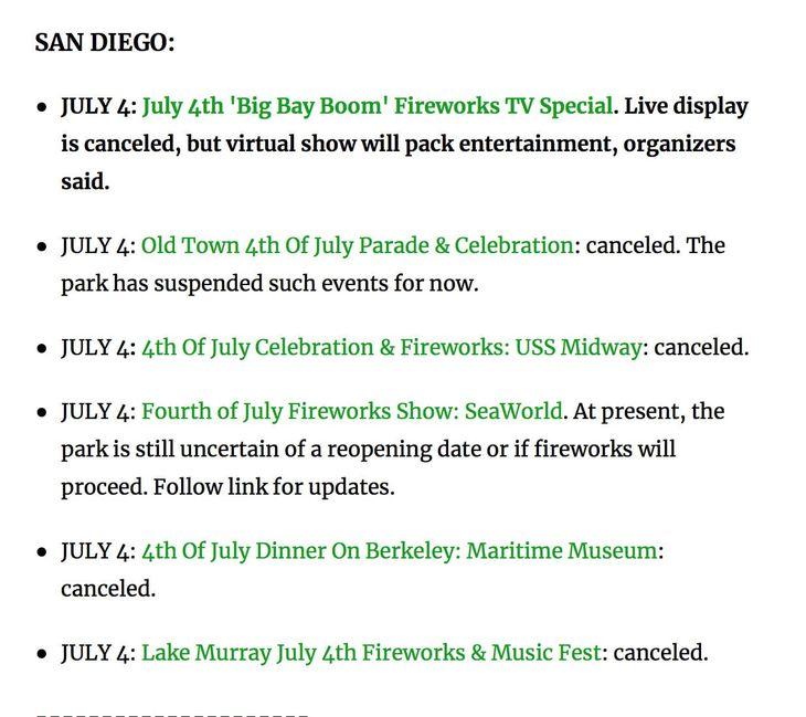 fireworks canceled