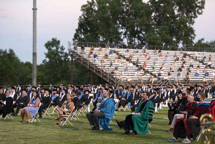 Hillsdale College graduation coronavirus
