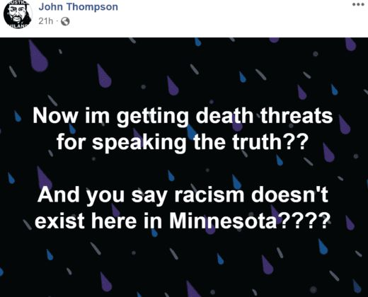 """Democrat says he got death threats for """"speaking truth"""" about Minneapolis police union leader Bob Kroll"""