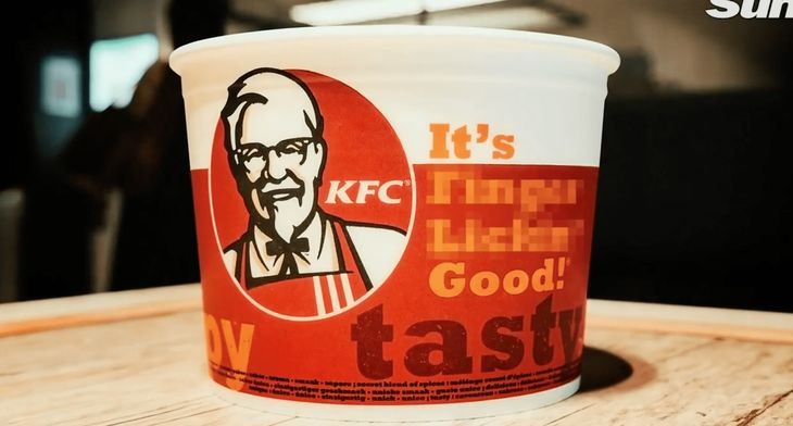 Insanity Wrap Gives Up on KFC