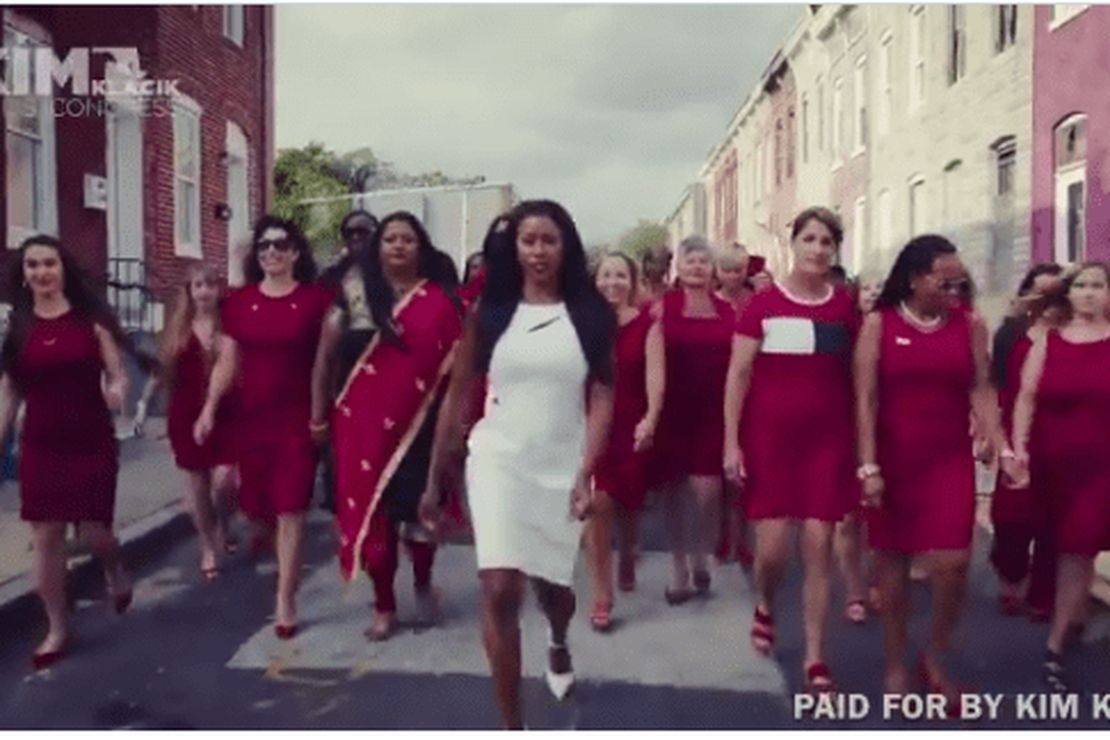 Kim Klacik's New Ad Is So Good I Want to Move to Baltimore and Vote for Her