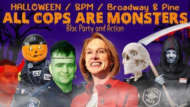 Antifa will ruin Halloween
