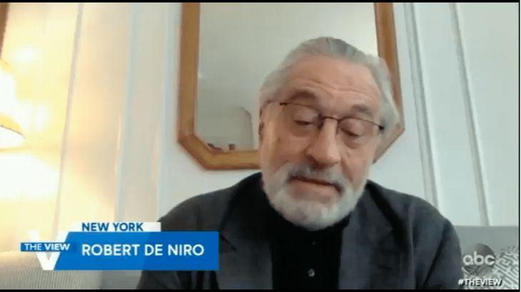 De Niro Says Republicans Should Be Afraid