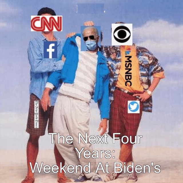 Weekend at Biden's