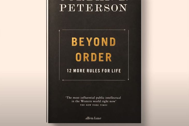 New Jordan Peterson book causes tears to flow at publisher