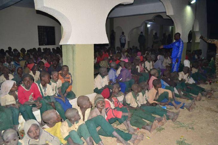 Katsina school abduction: Boko Haram claims responsibility