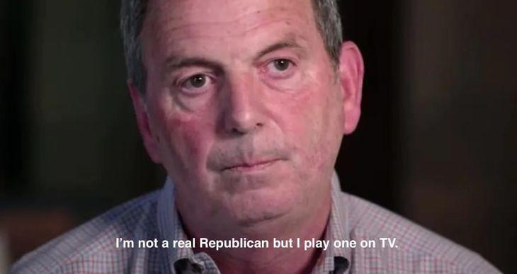 John Weaver Not a Republican