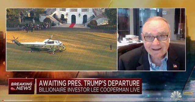 Leon Cooperman Votes His Values