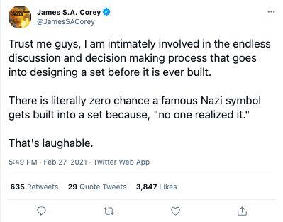 CPAC Nazi symbol