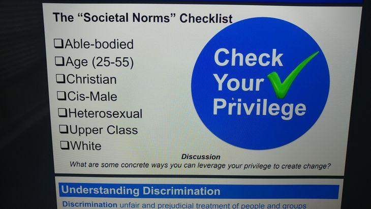 Cigna White Privilege