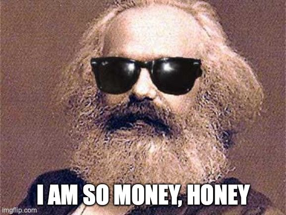 Insanity Wrap Hates Some Marx