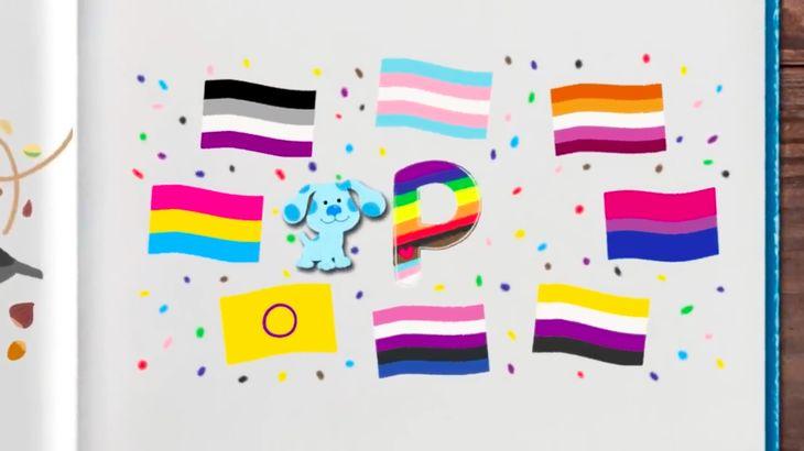 Blue's Clues LGBT transgender