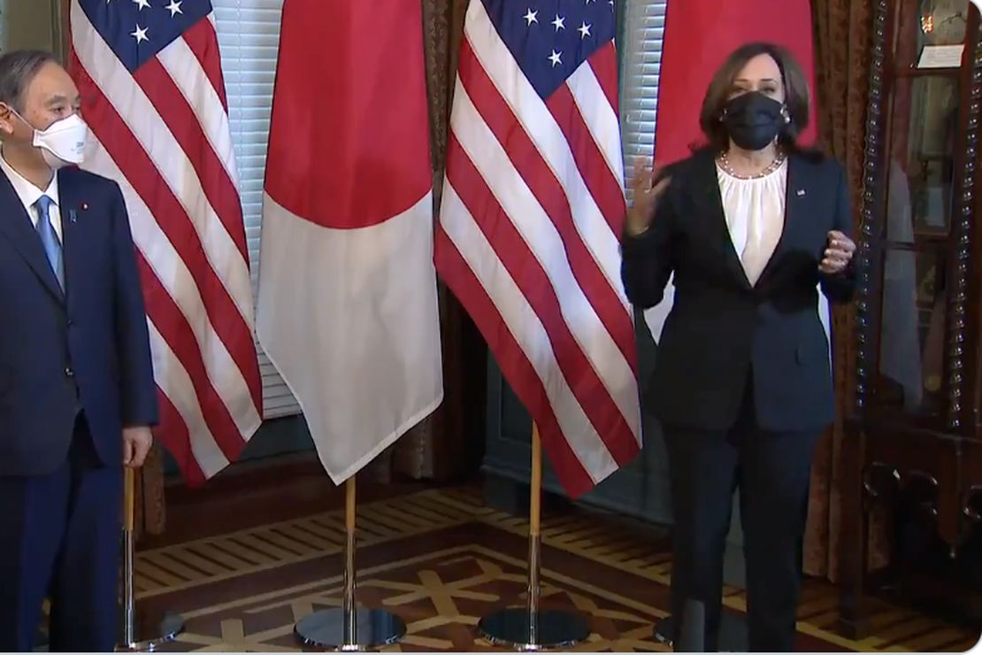 Joe Biden a No-Show to Greet Japanese PM—and the Preview of a President Harris Is Awful