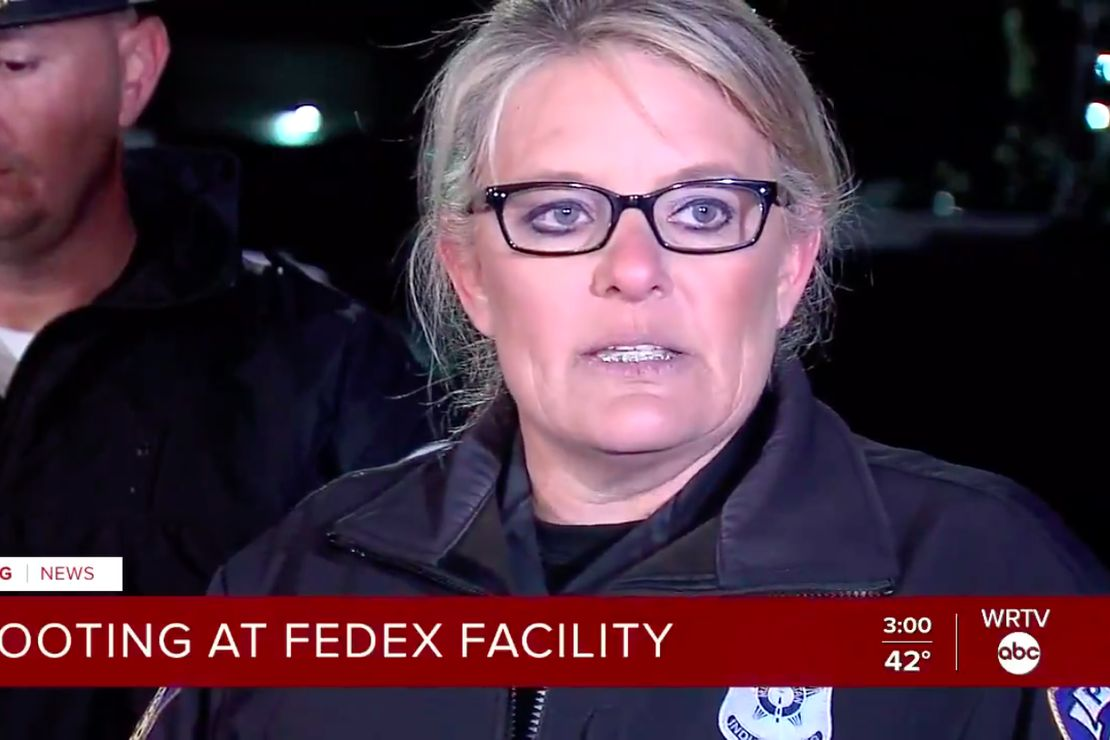HEARTBREAKING: Gunman Slaughters Eight in a FedEx Operation Center in Indianapolis